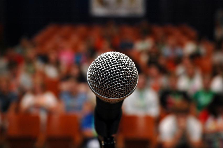 Training pentru Public Speaking