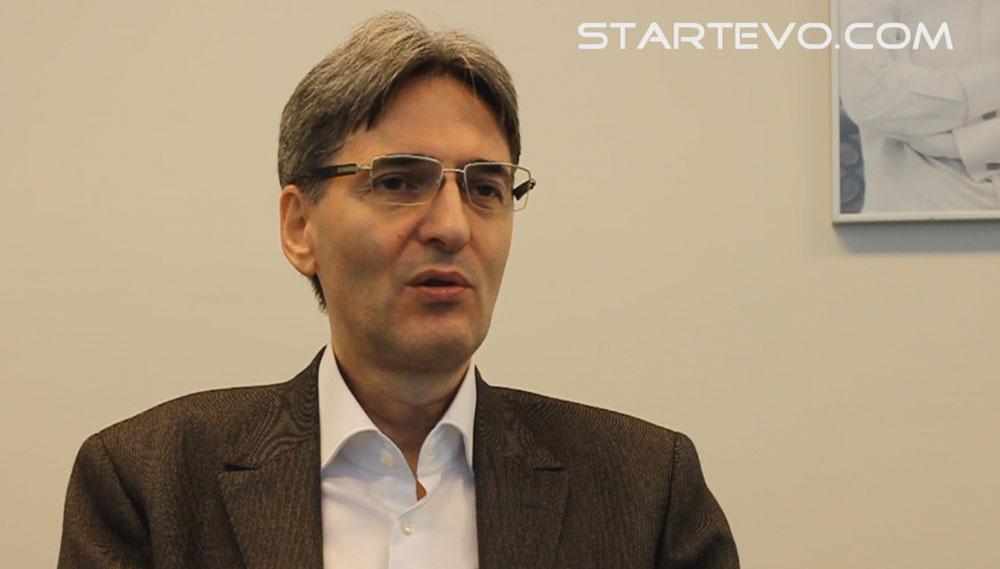Leonard Orban @StartEvo