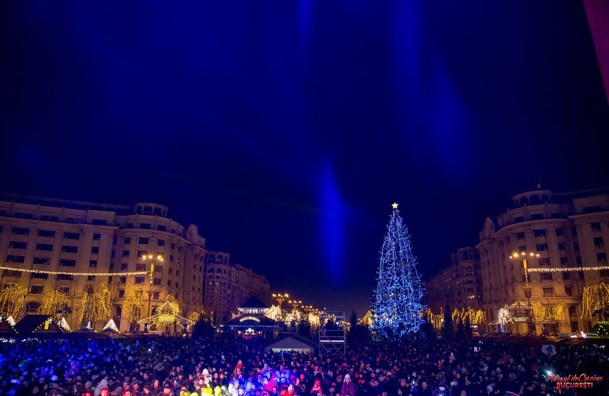 Donati jucarii si carti pentru copiii nevoiasi in Piata Constitutiei, la Bucharest Christmas Market!